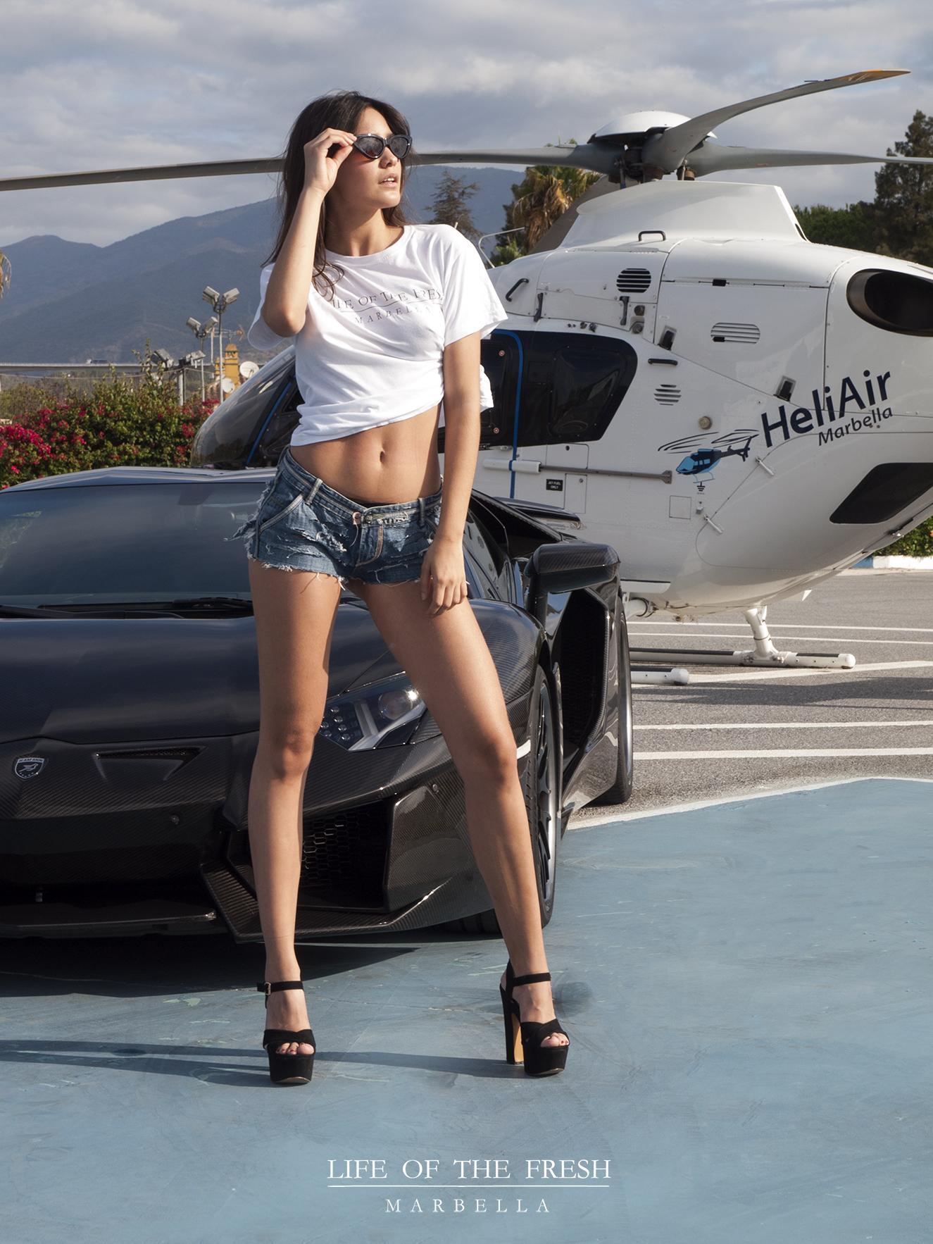 Model - marbella lifeatyle